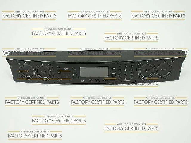 Range Control Panel