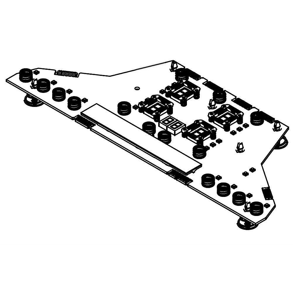 Jenn-Air JIS1450DS1 electric range manual