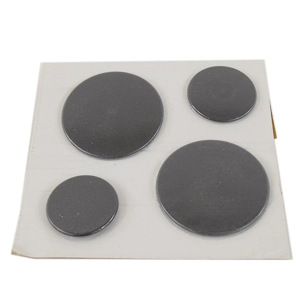 Range Surface Burner Cap Set