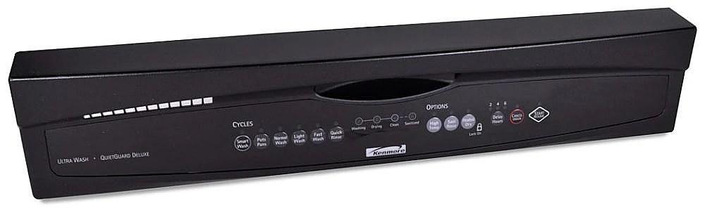 Dishwasher Control Panel