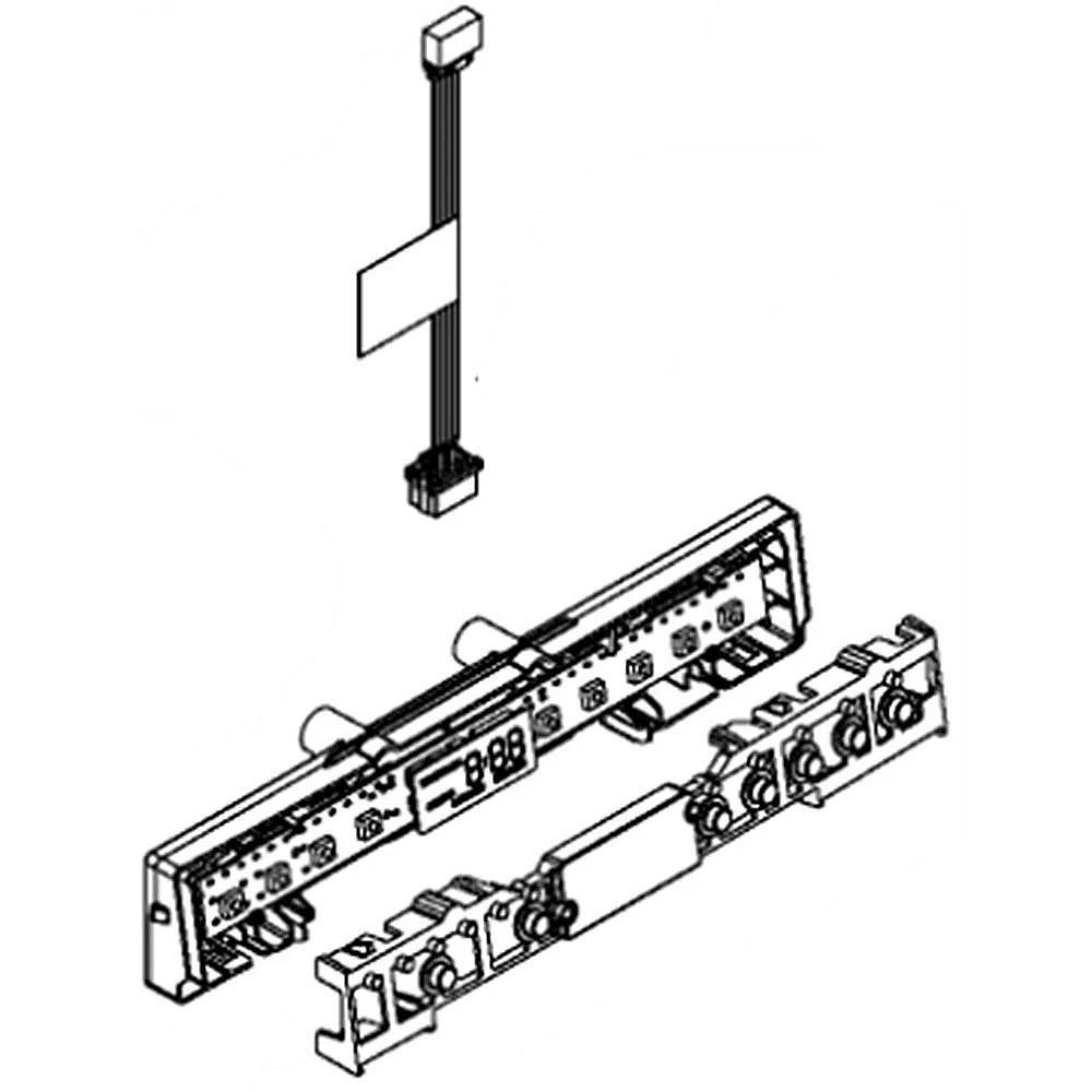 Kenmore 66513092N412 dishwasher manual