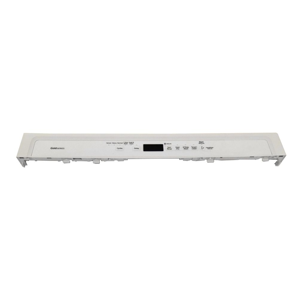 Dishwasher Control Panel Assembly