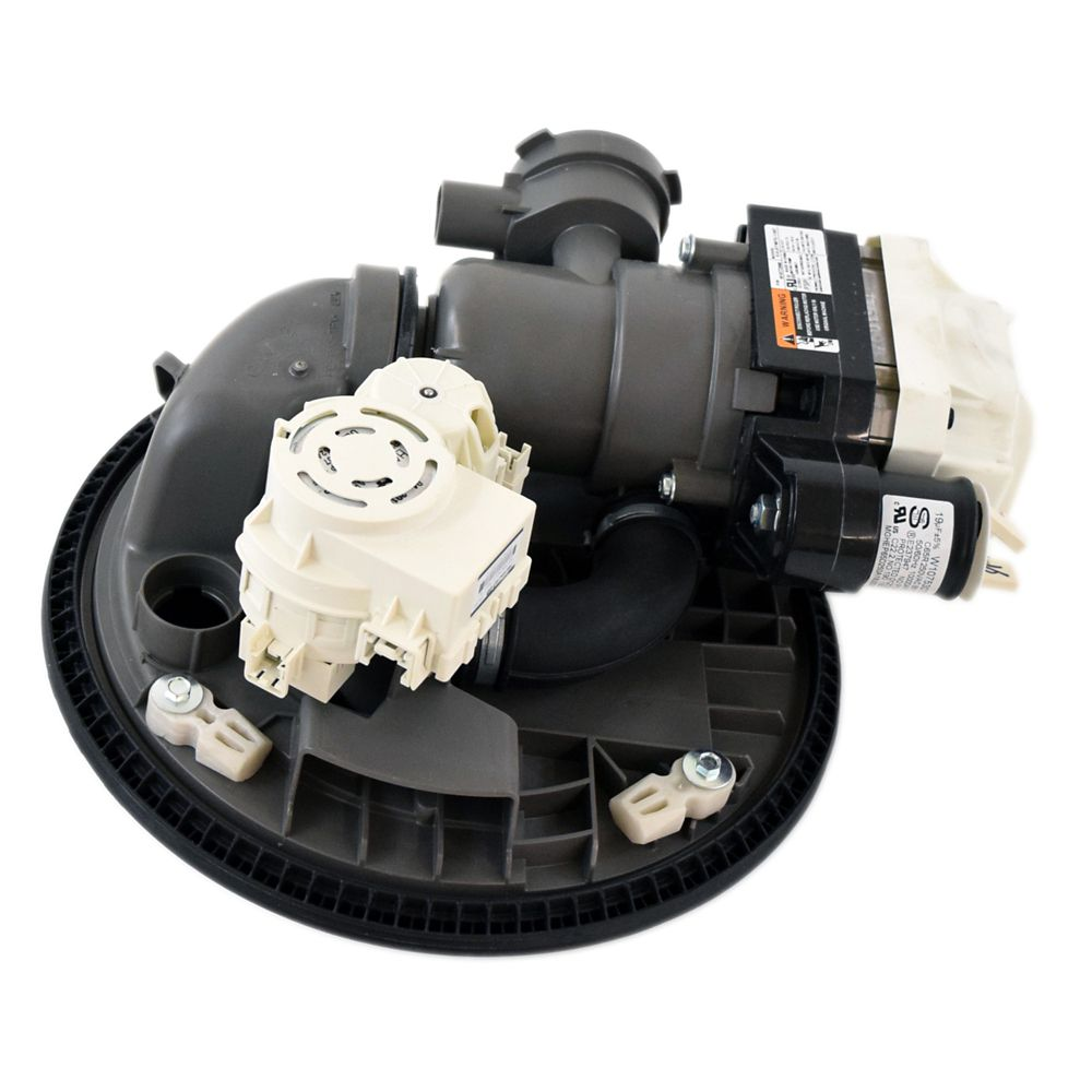 Dishwasher Pump and Motor Assembly
