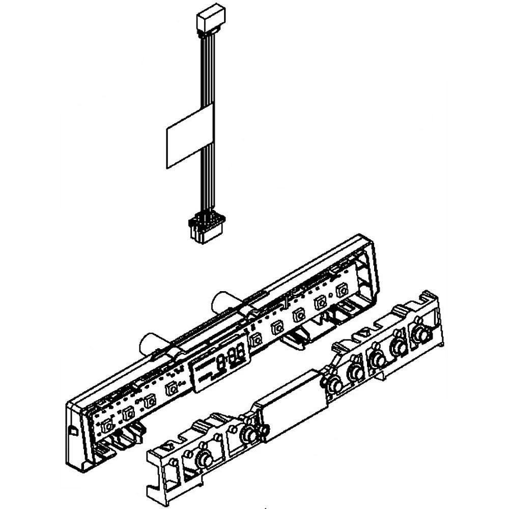Kenmore 66513222N414 dishwasher manual