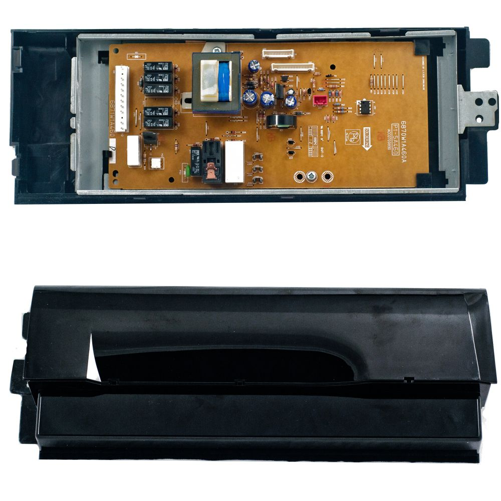 Microwave Control Panel Assembly
