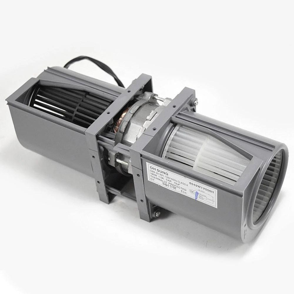 Microwave Vent Fan Motor Assembly