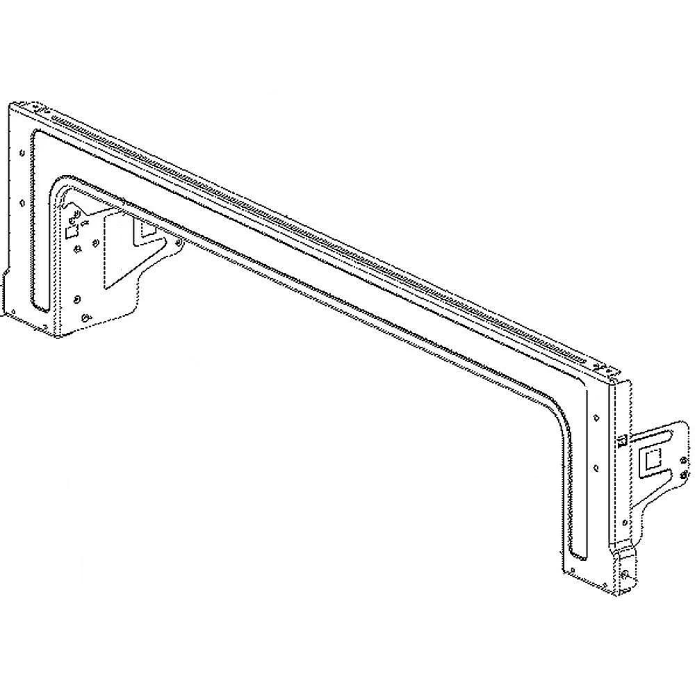 Range Warming Drawer Front Frame MGJ63105904