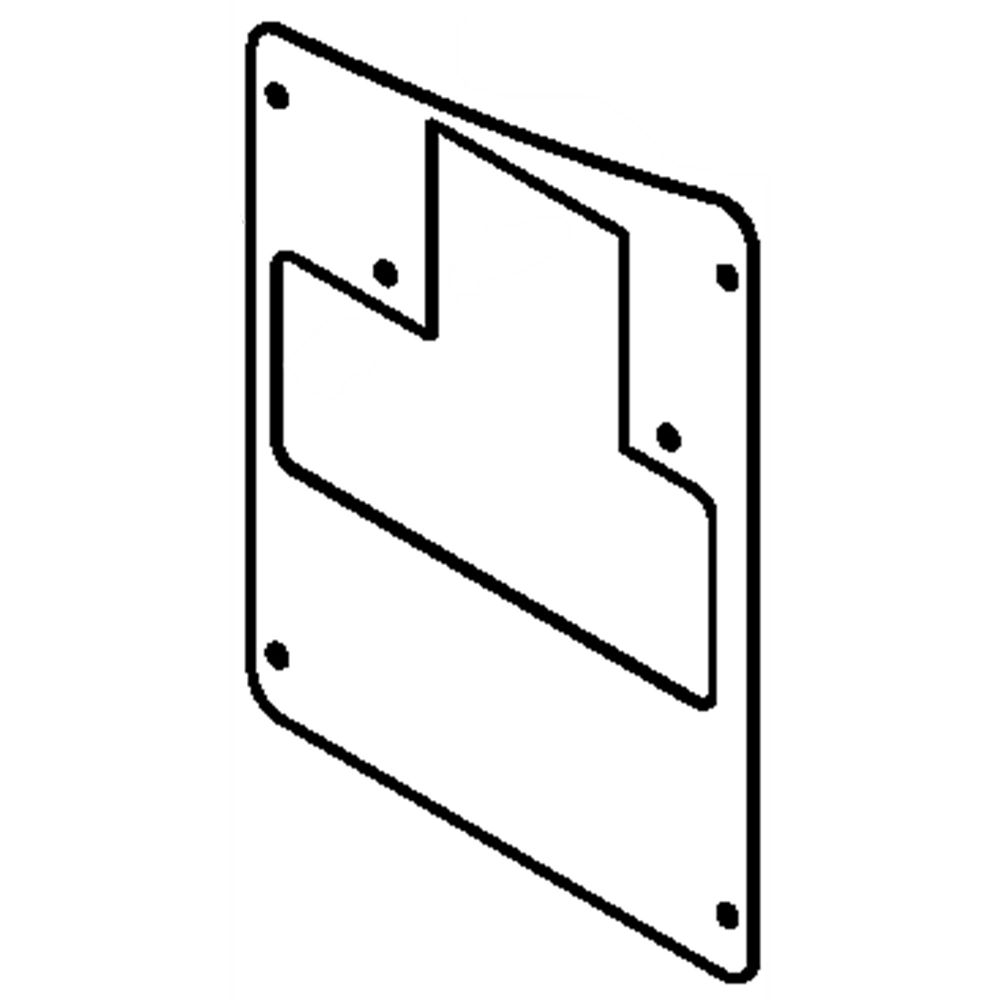 Looking for overlay W10198334 replacement or repair part?