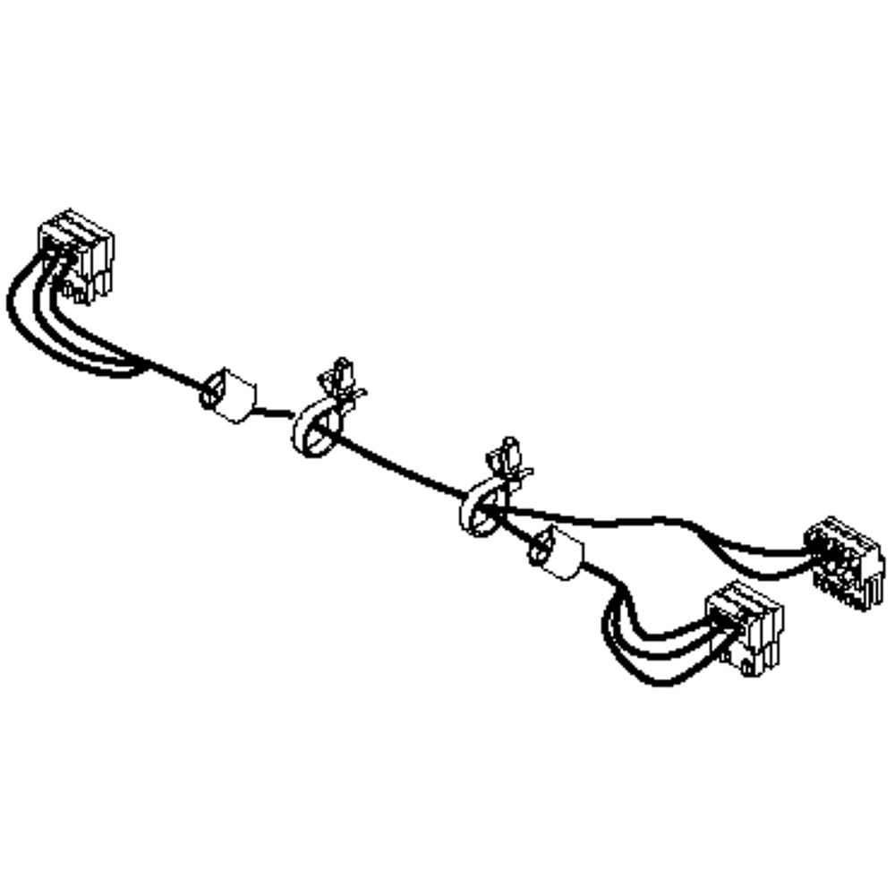 Dryer Wire Harness W10242906