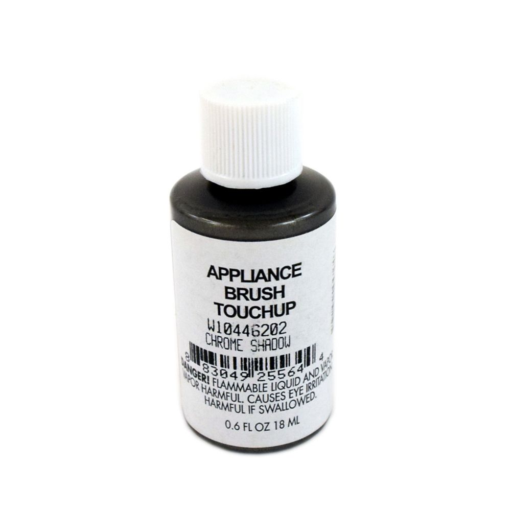 Appliance Touch-Up Paint 0.6-oz (Chrome Shadow)