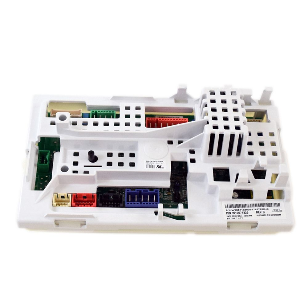 Washer Electronic Control Board Assembly