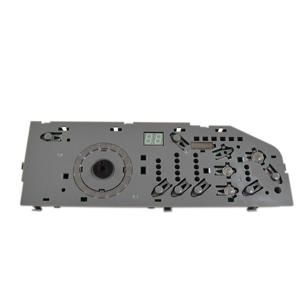 Washer User Interface Assembly