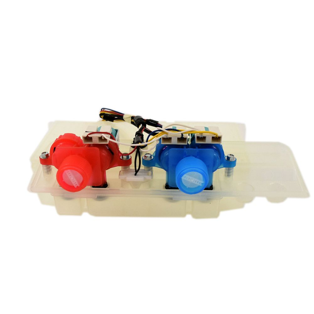 Washer Water Inlet Valve Assembly