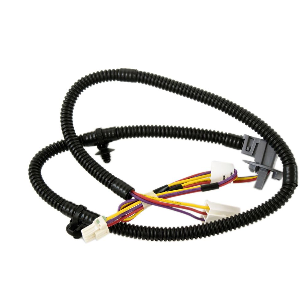 Washer Lid Lock Wire Harness