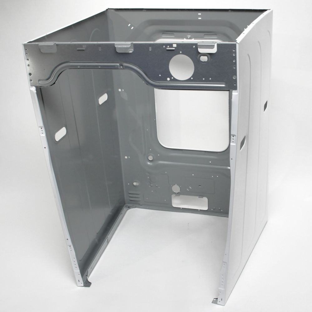 Washer Cabinet Assembly