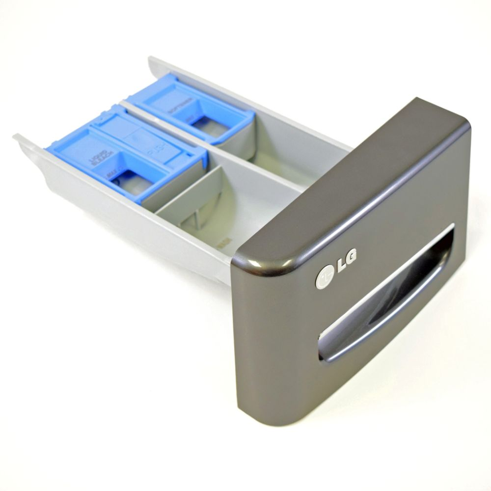 Washer Dispenser Drawer Assembly (Pearl Gray)