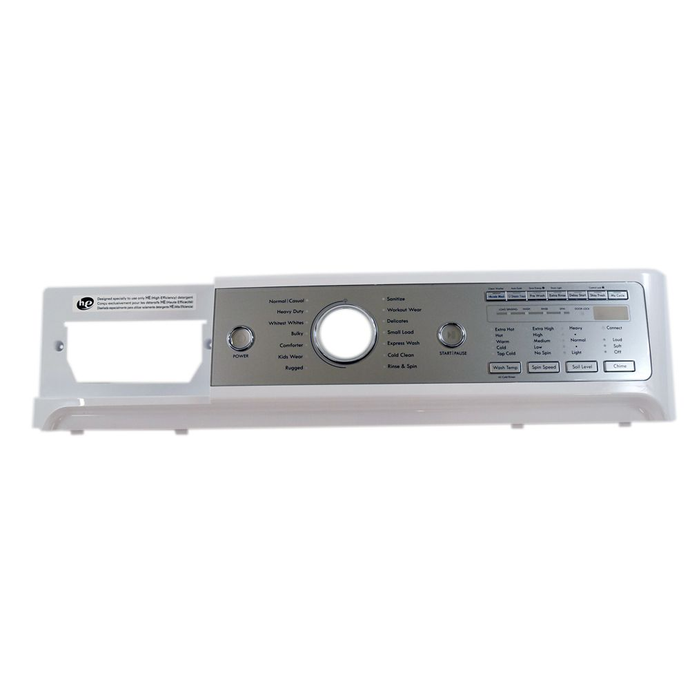 Washer Control Panel