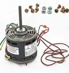 furnace blower fan motor part 5460 [ 1000 x 1000 Pixel ]