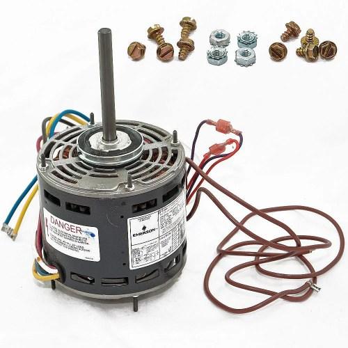 small resolution of furnace blower fan motor part 5460