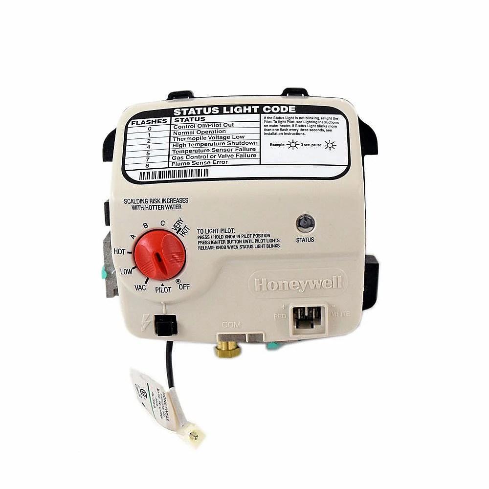 Water Heater Gas Control Valve