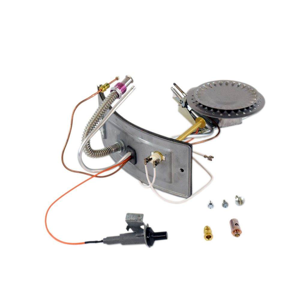 Water Heater Pilot and Igniter Assembly  Part Number