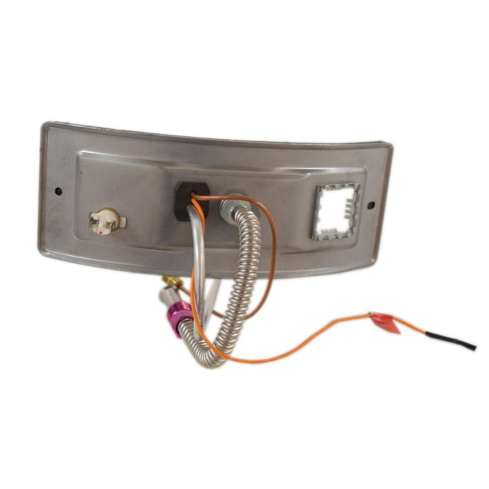 Water Heater LP Manifold Door Assembly