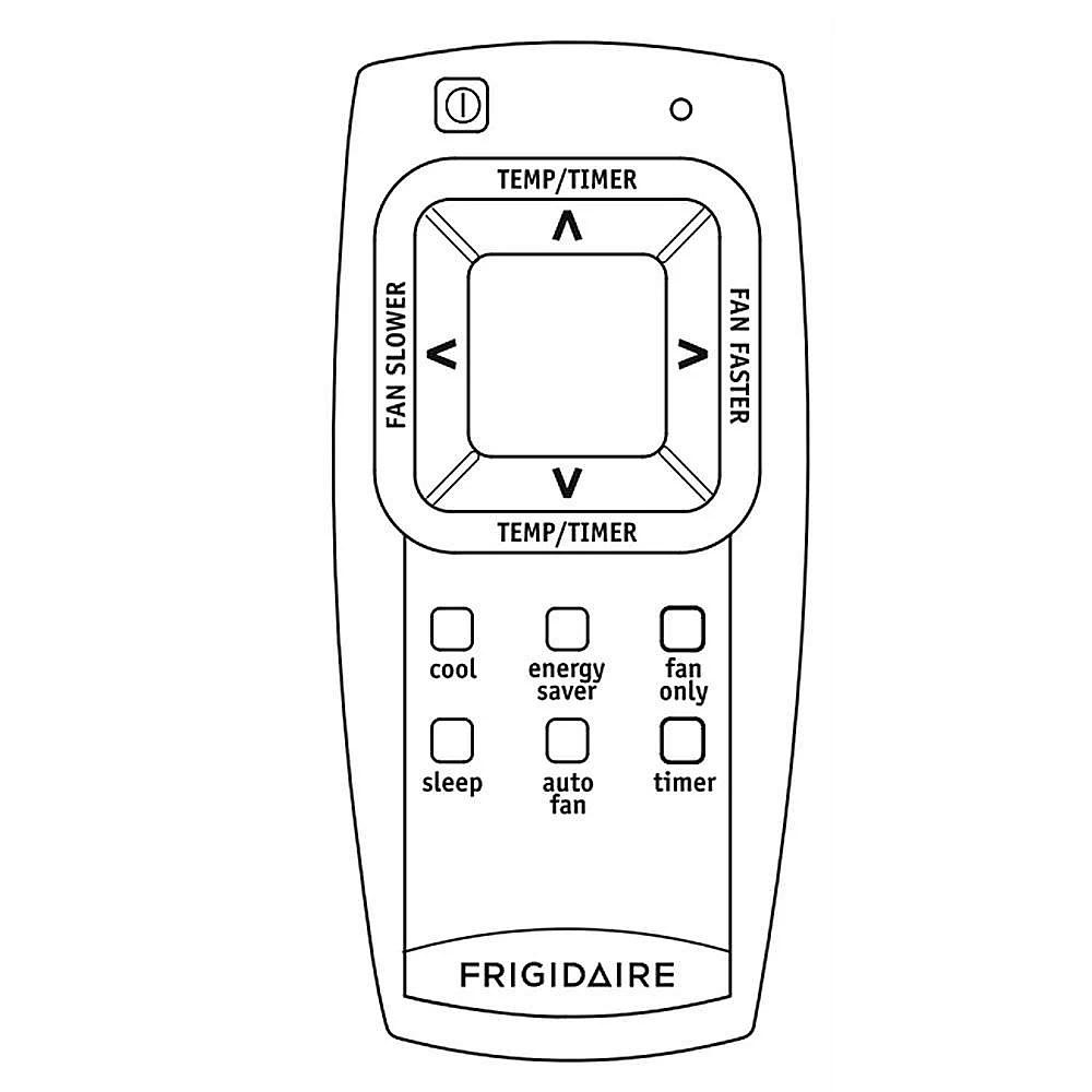 Frigidaire FFRE05C3Q16 room air conditioner manual