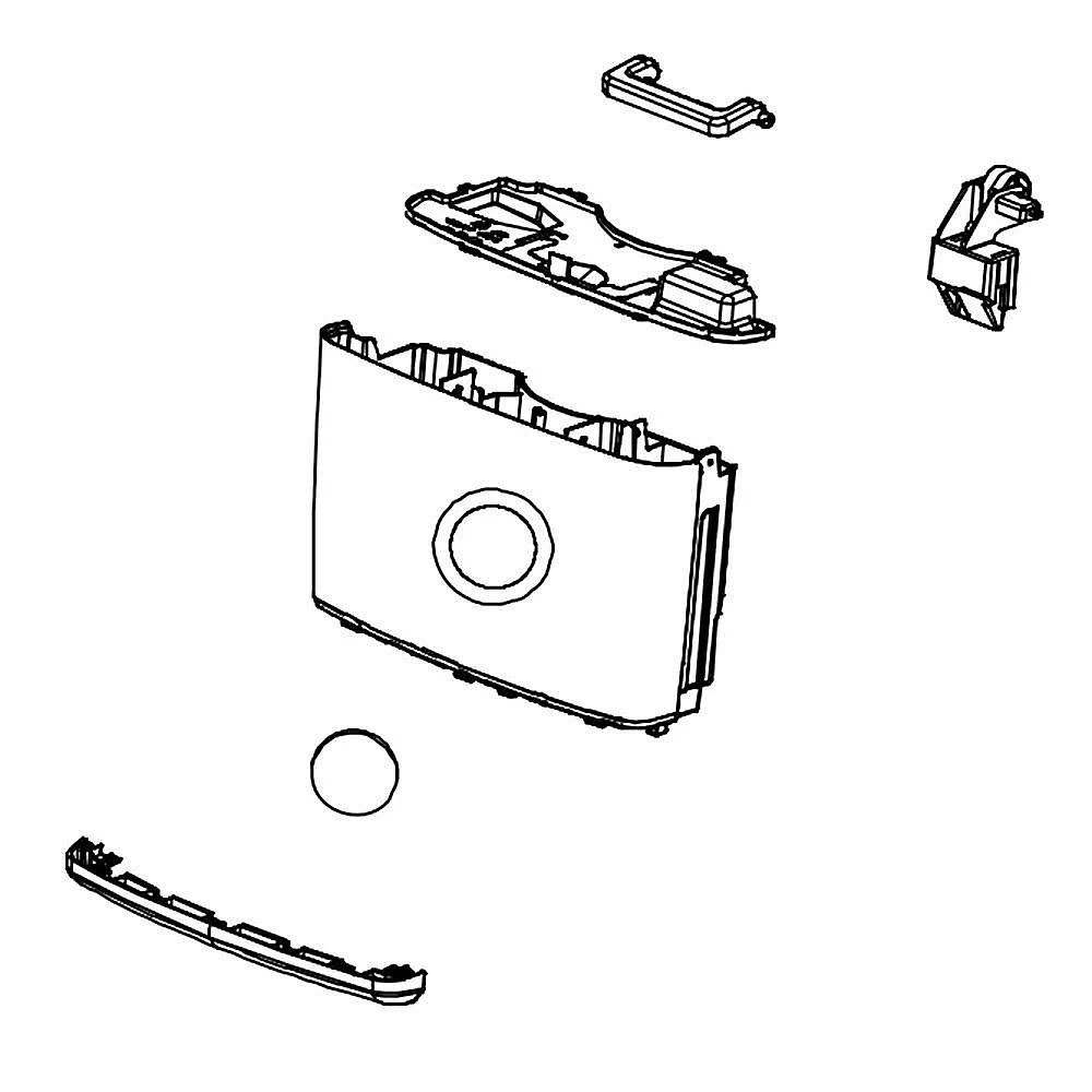 Frigidaire FFAD7033R10 dehumidifier manual