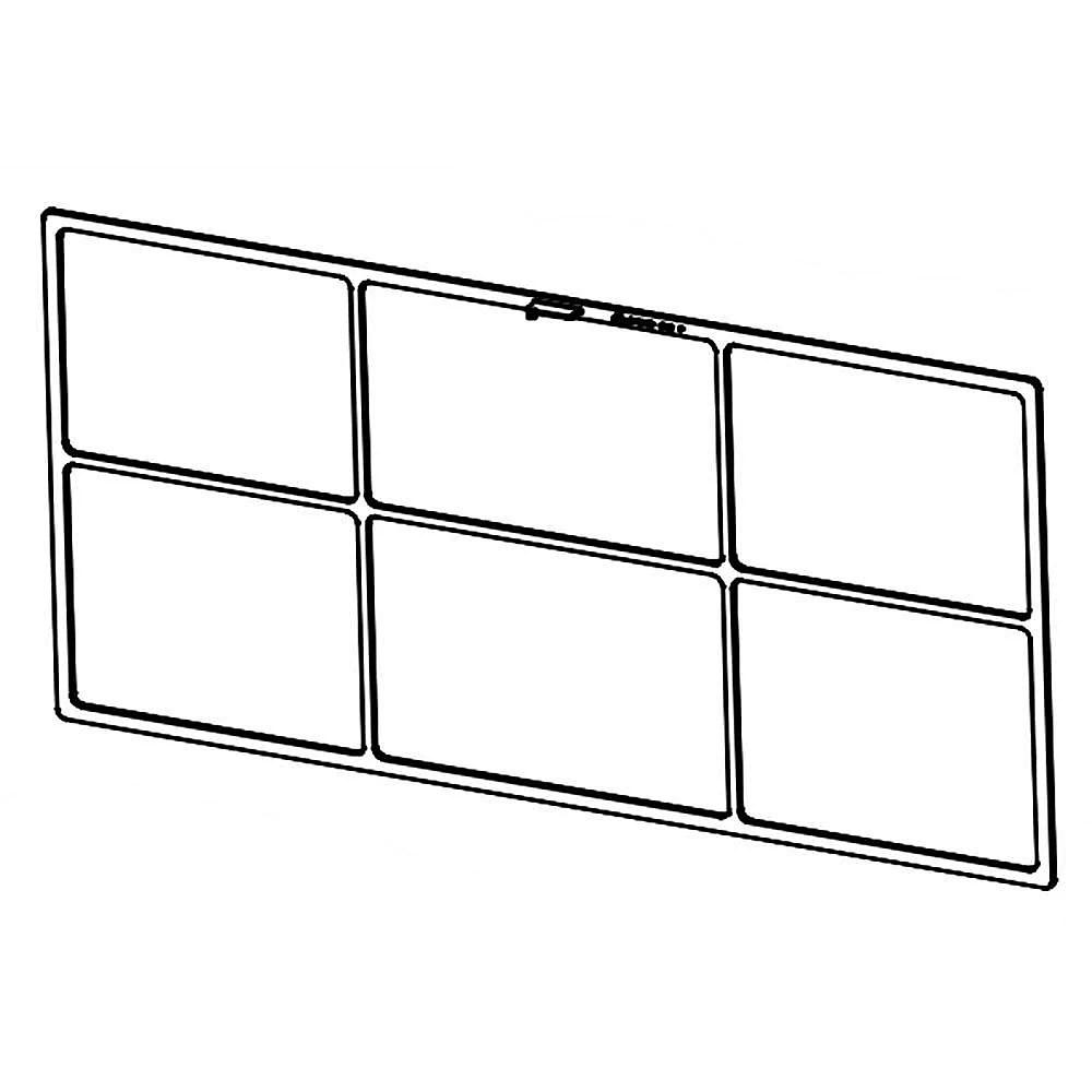 Frigidaire FFRA101ZAE0 room air conditioner installation guide