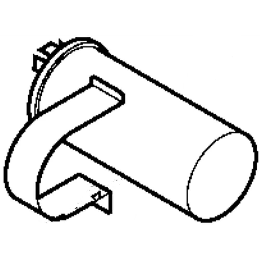 Room Air Conditioner Run Capacitor WP20X10033