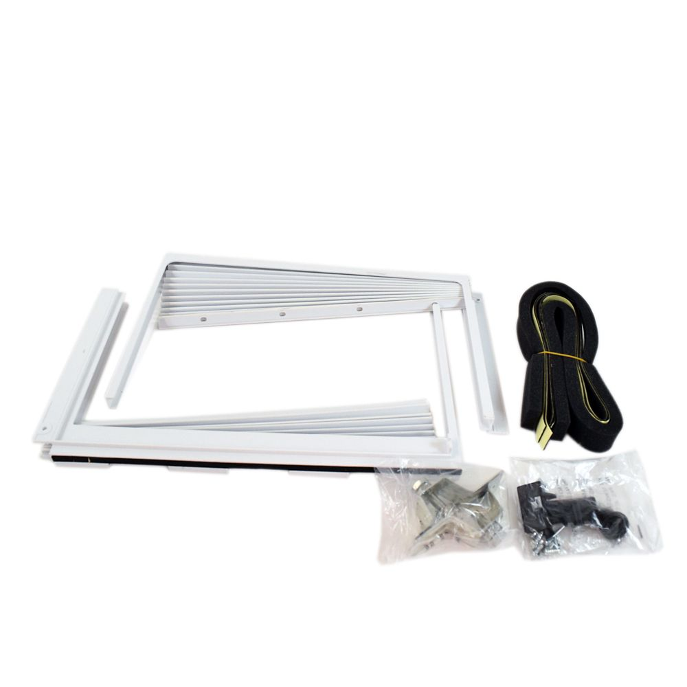 Room Air Conditioner Accordion Filler Assembly