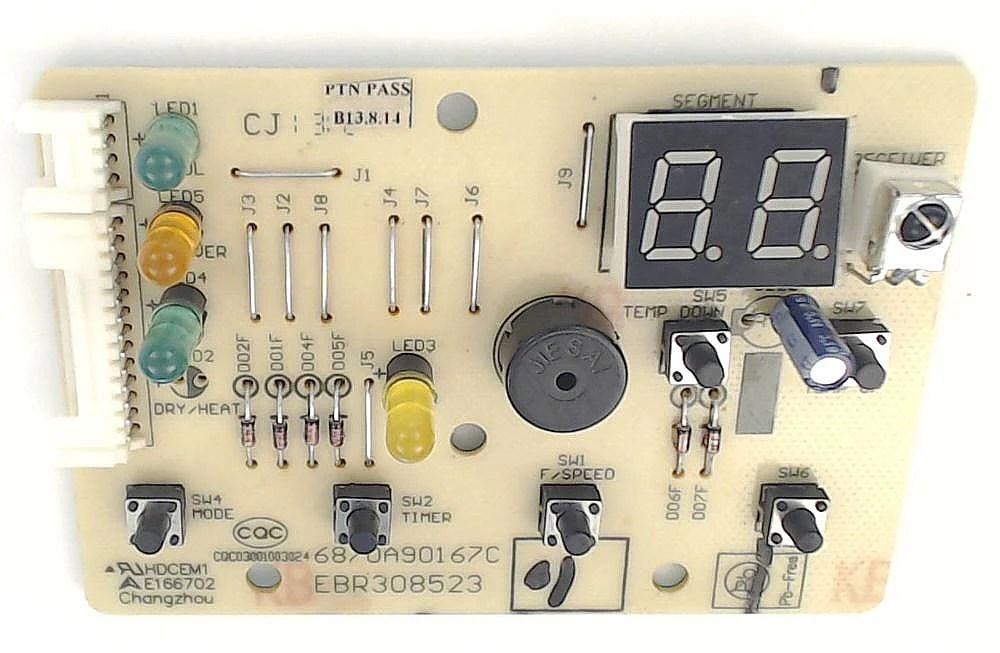 Room Air Conditioner Display Board