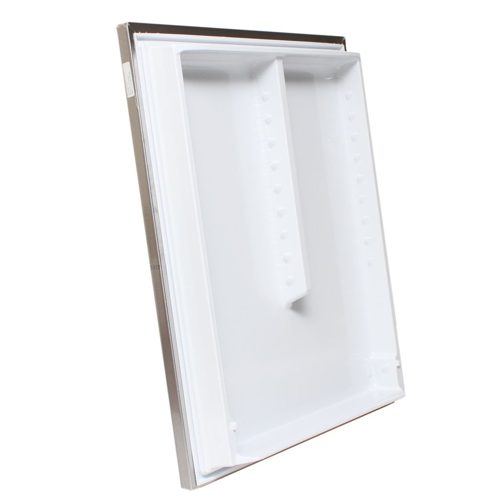 Refrigerator Door Assembly (Stainless)