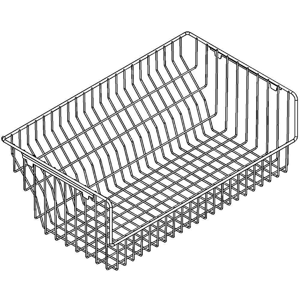 Refrigerator Lower Basket 2253260