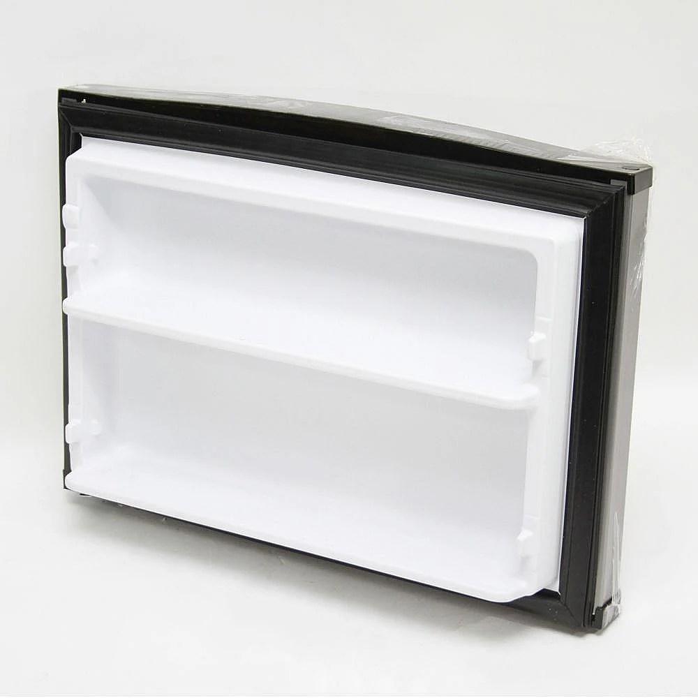 Refrigerator Freezer Door Assembly (Universal Silver)