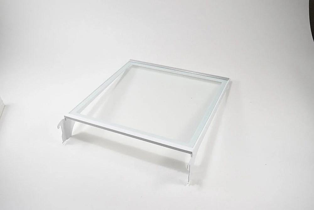 Refrigerator Glass Shelf Assembly