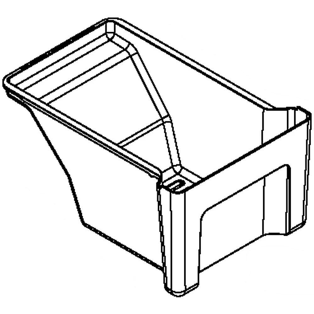 Maytag M1TXEGMYB00 top-mount refrigerator manual