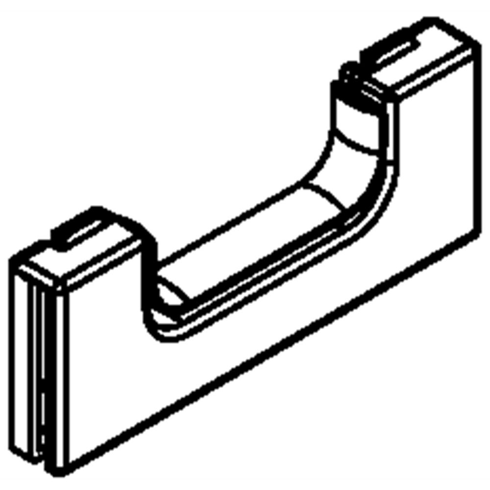 Looking for refrigerator ice container latch W10458590