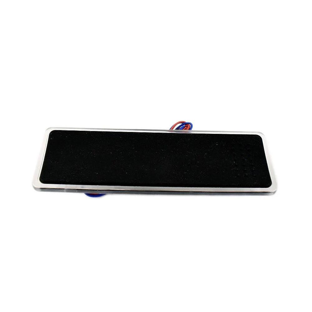 Refrigerator Dispenser Actuator Pad (Gray)