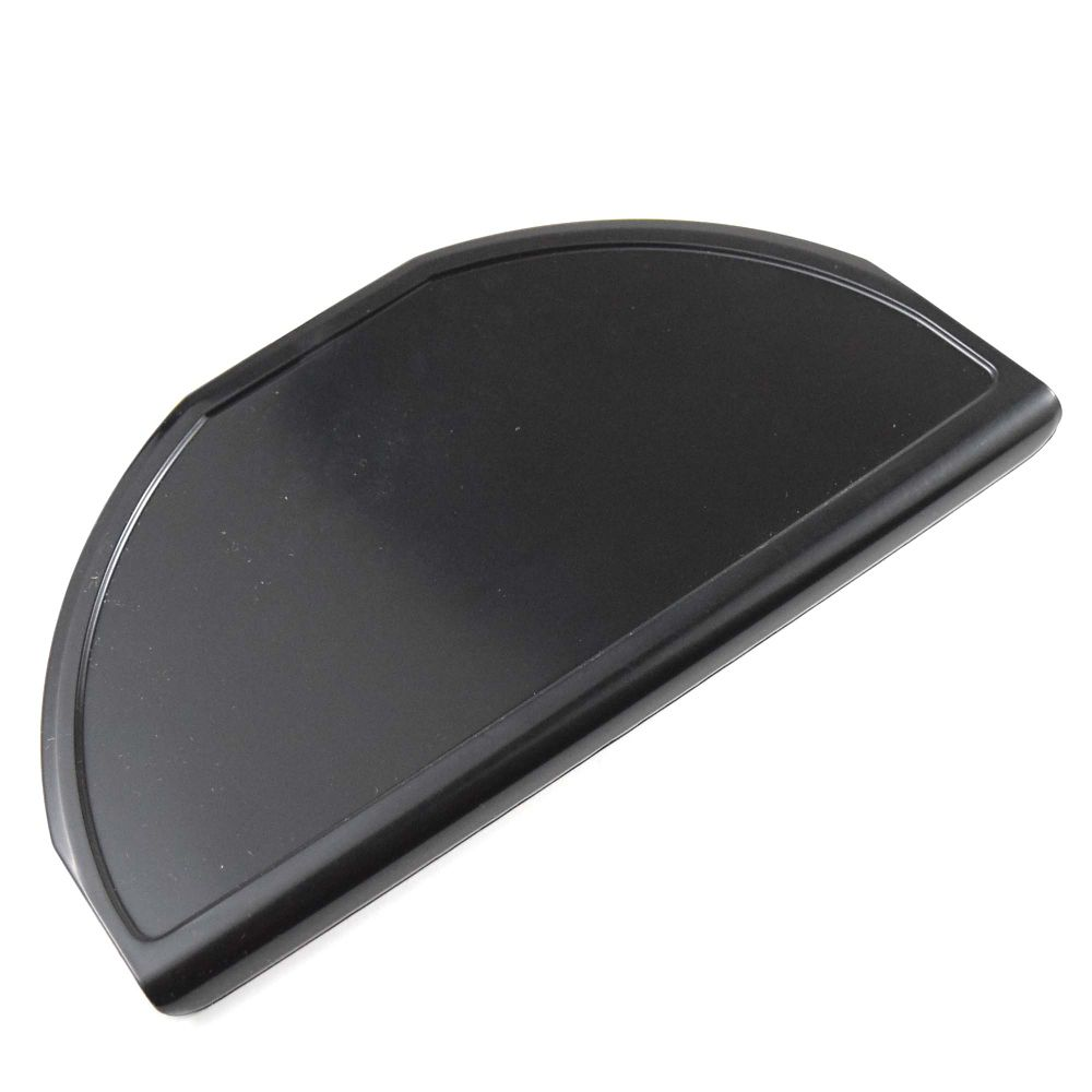Refrigerator Dispenser Drip Tray (Black)