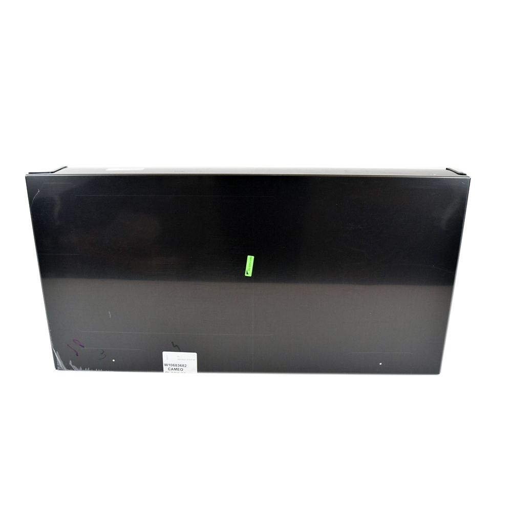 Refrigerator Door Assembly Right (Black and Stainless)