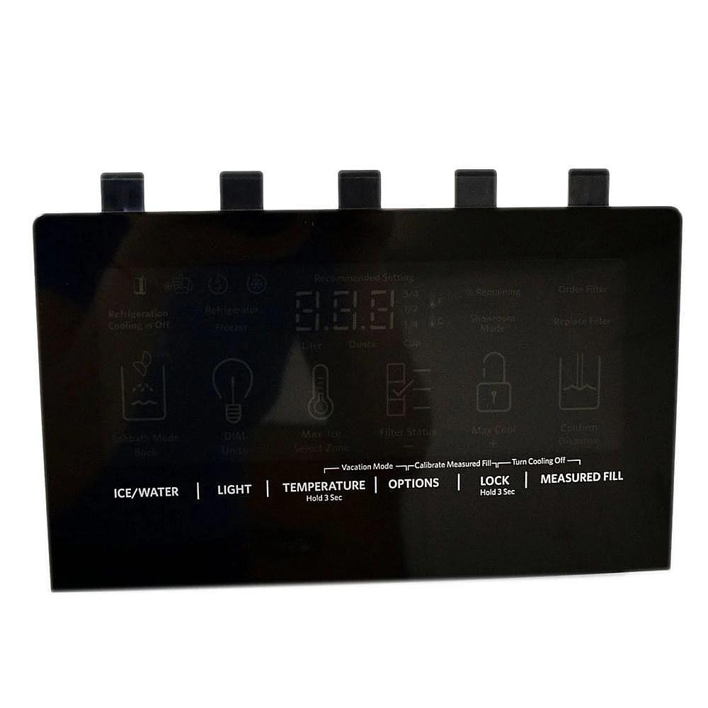 Refrigerator User Interface Assembly