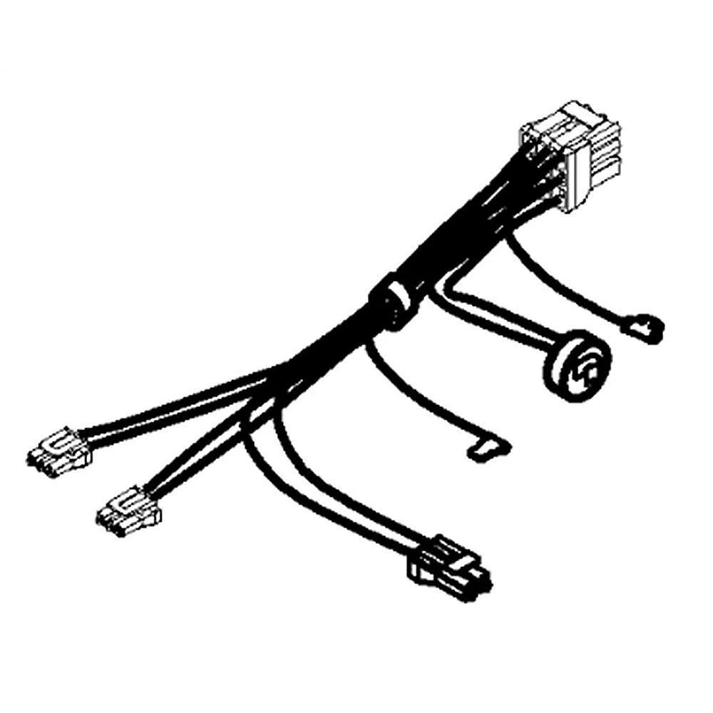 Looking for refrigerator evaporator fan motor wire harness