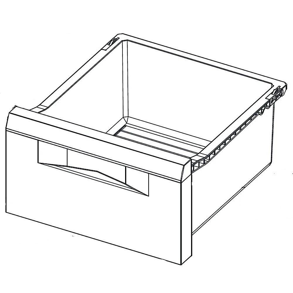 Kenmore 11173025711 bottom-mount refrigerator manual