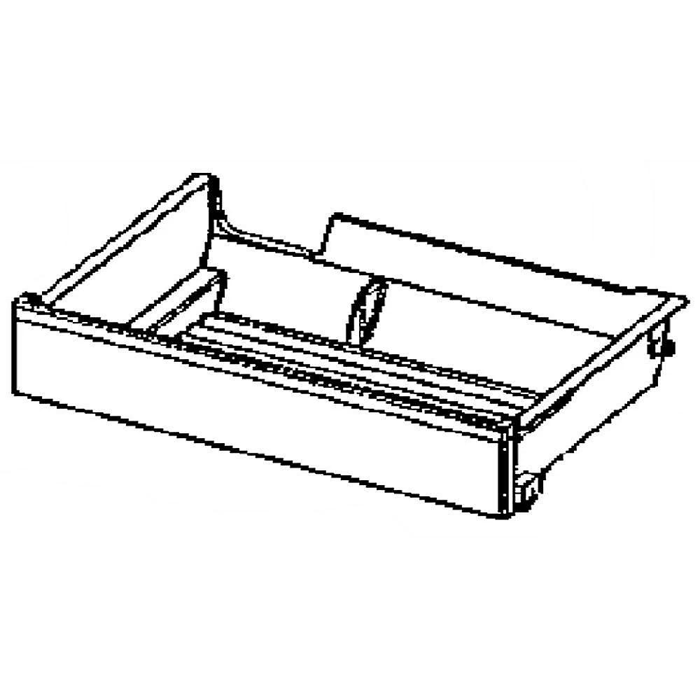 Daewoo 30111-0056000-00 Refrigerator Freezer Drawer