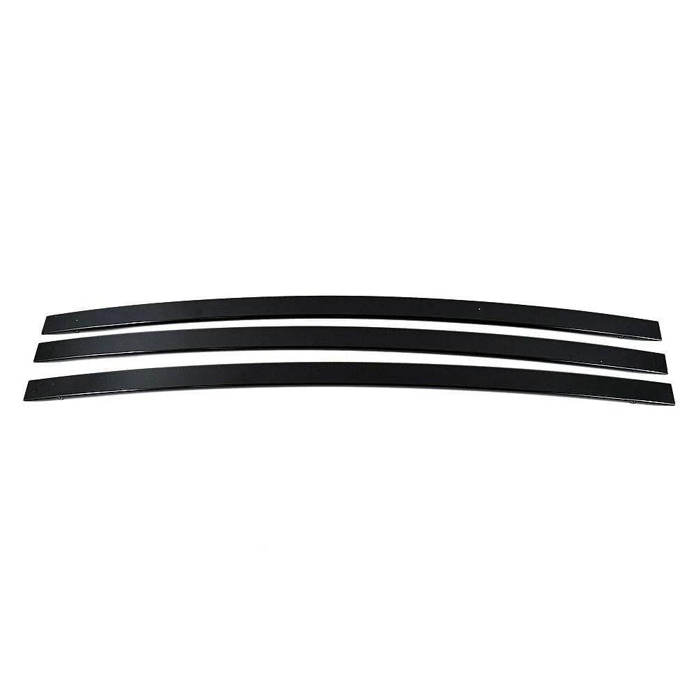 Refrigerator Door Handle Set (Black)