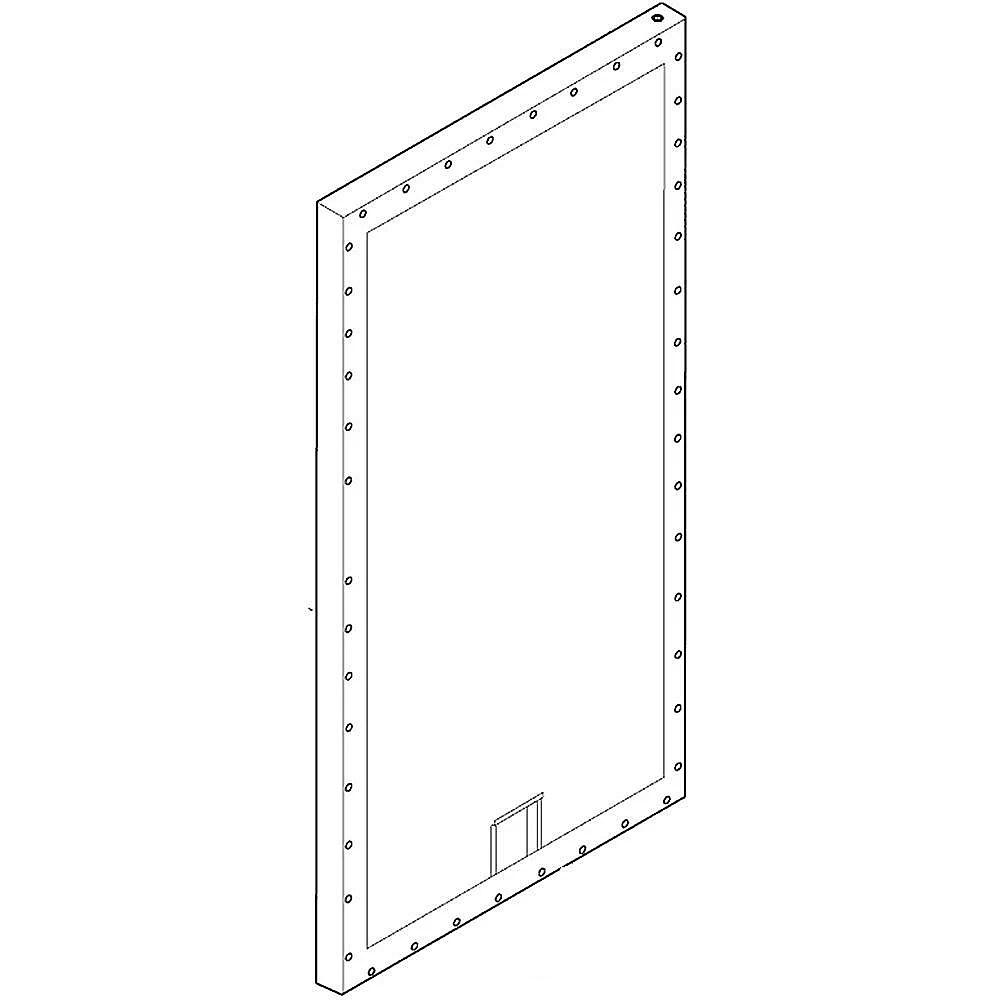 Looking for freezer door outer panel 297329321 replacement