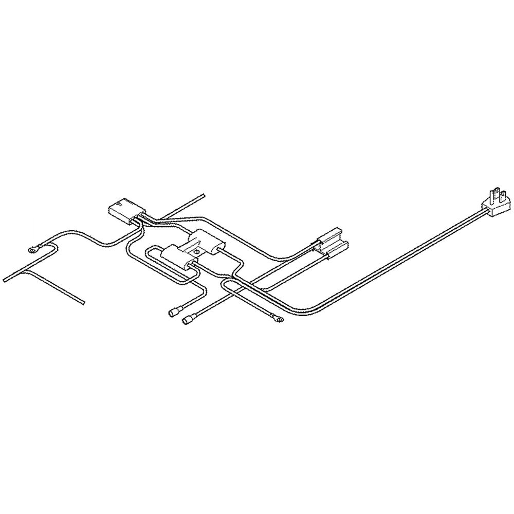 Looking for freezer wire harness 5304497359 replacement or