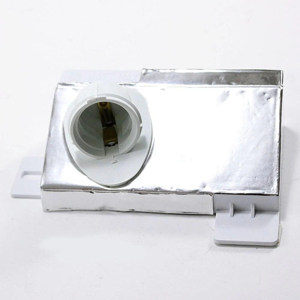 Refrigerator Light Reflector Housing