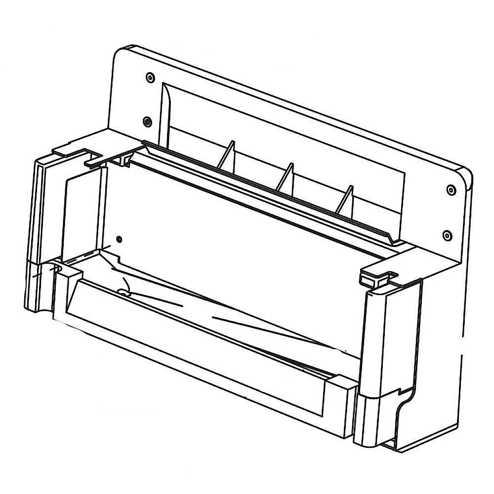 Samsung RS27FDBTNSR/AA-00 side-by-side refrigerator manual